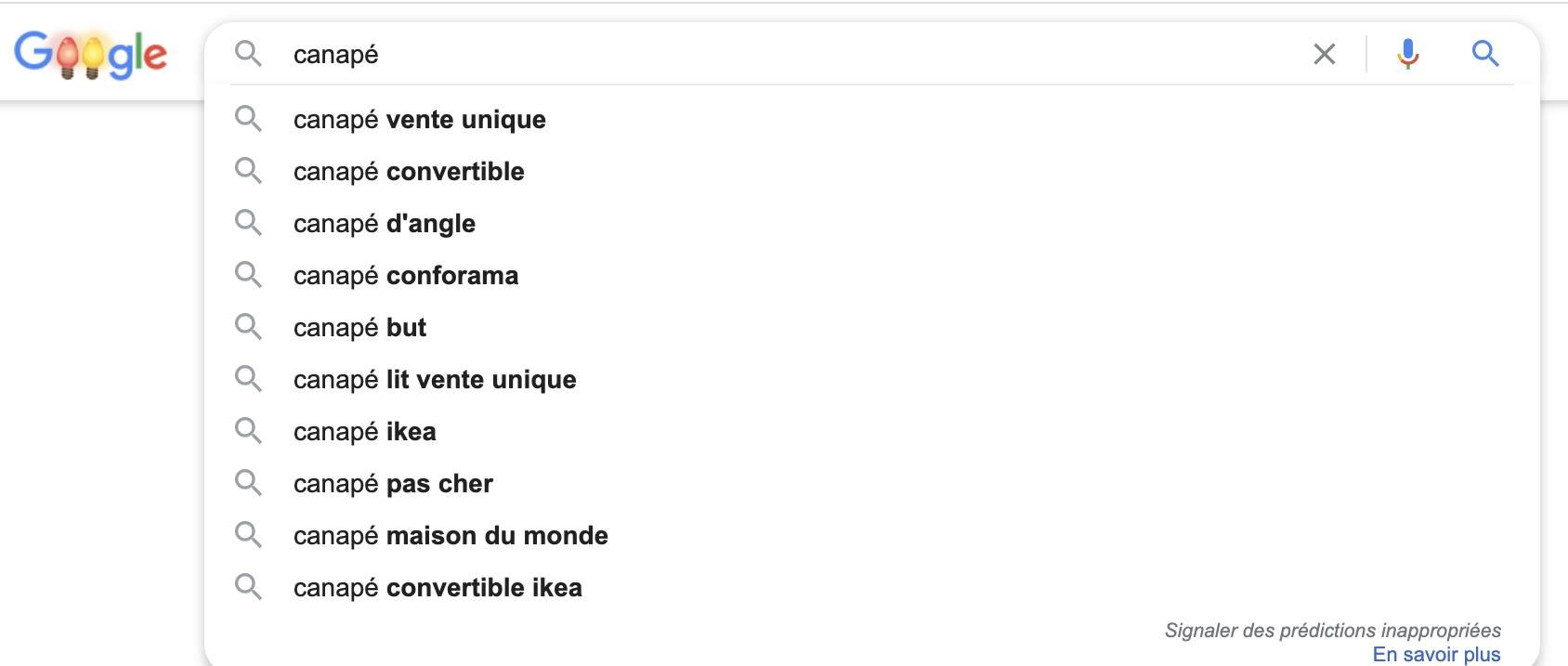 Entonnoir de ventee via google