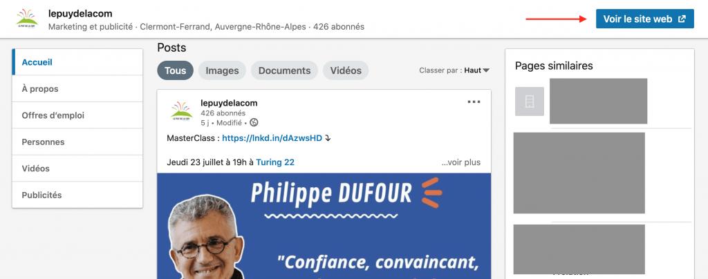 Publier-Linkedin-page-entreprise